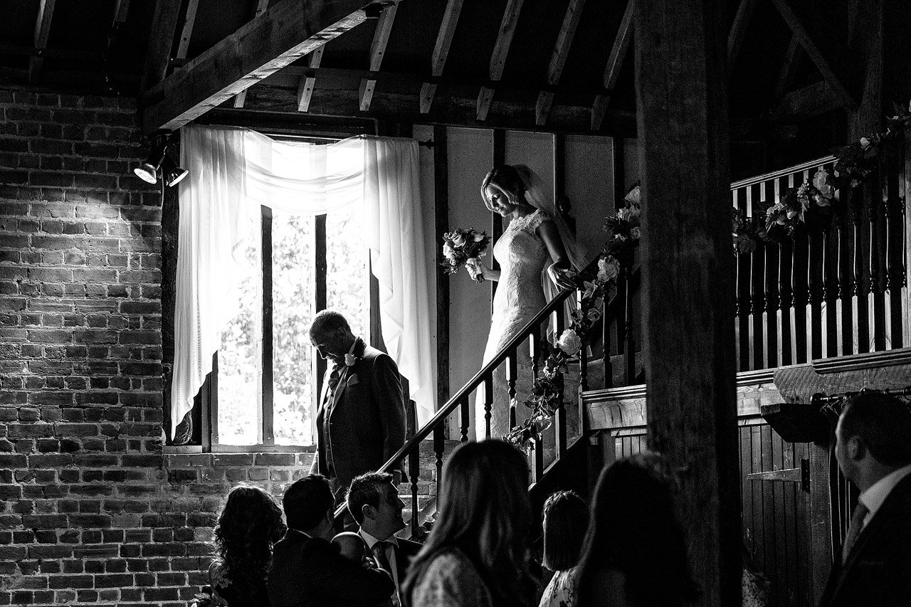 wedding photography at Cooling Castle in Rochester_image (13)