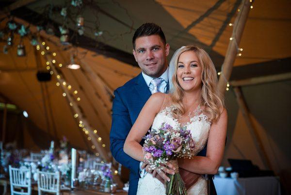wedding photographer at The Gardens in Yalding, Kent